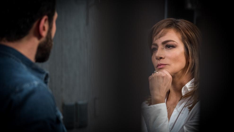 Silvia Navarro es Raquel Cohen Nasser de Becker en 'Caer en tentación'