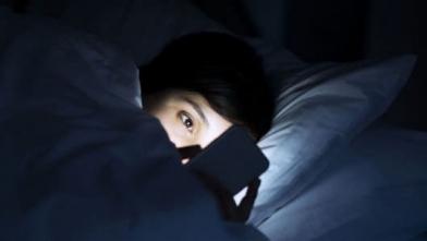 sueño, tecnología, estudio, redes sociales, Salud