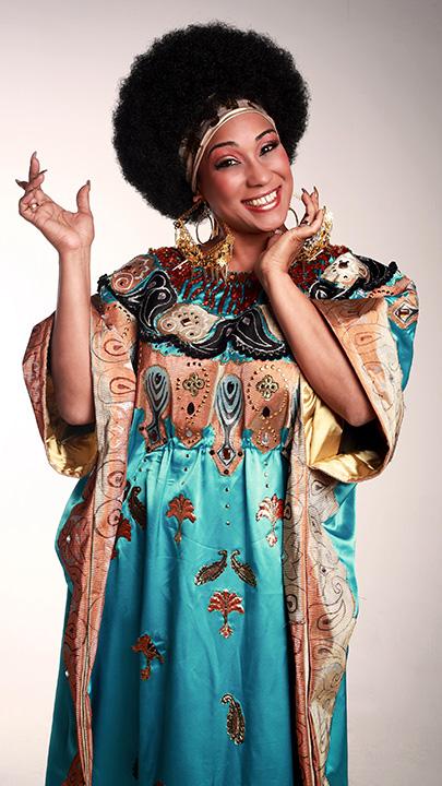 Celia Cruz, adulta