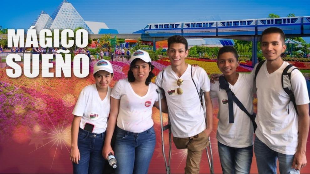 Capítulo 8 de julio - Mágico sueño | CUATRO CAMINOS
