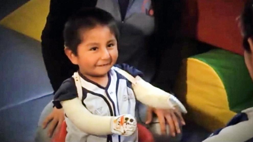 El ángel de Cusco y ¿exceso de velocidad?