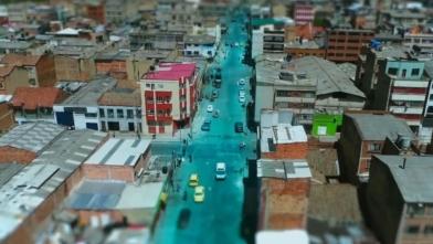 Expendio de droga de Los boyacos en Bogotá