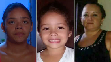 La cita a la que jamás debió ir Daniela Valencia y sus dos hijas