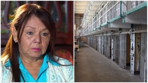 Luz Miriam Medina, cadena perpetua en China