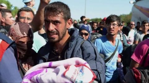 La tierra prometida: Canadá, el nuevo sueño americano para los migrantes - segunda parte