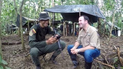 Capitulo de cuatro caminos defensa y oración en la selva