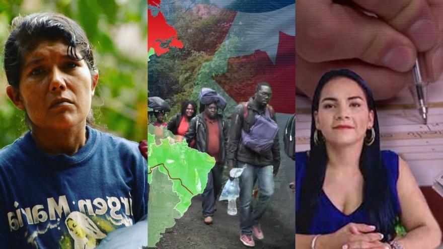 Capítulo 23 de diciembre - Milagro en la selva, La tierra prometida: Canadá y Estafa mortal | Cuatro Caminos