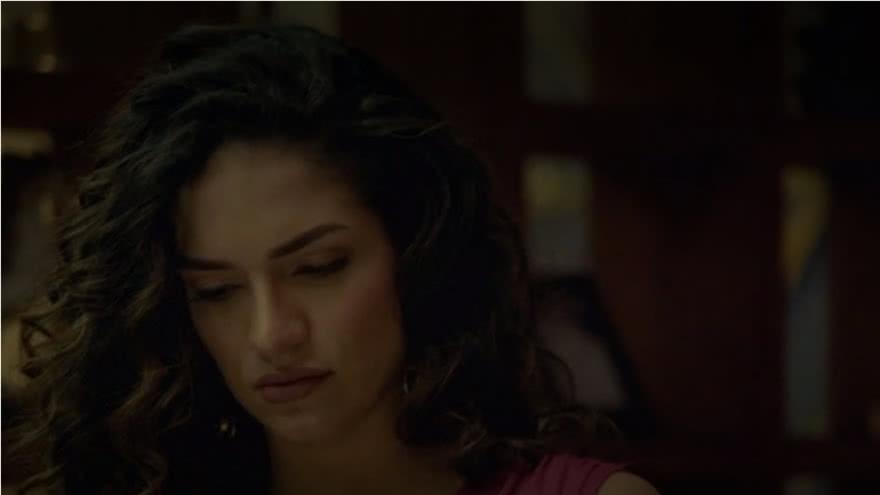 Lucía descubre que Diomedes sigue siendo infiel