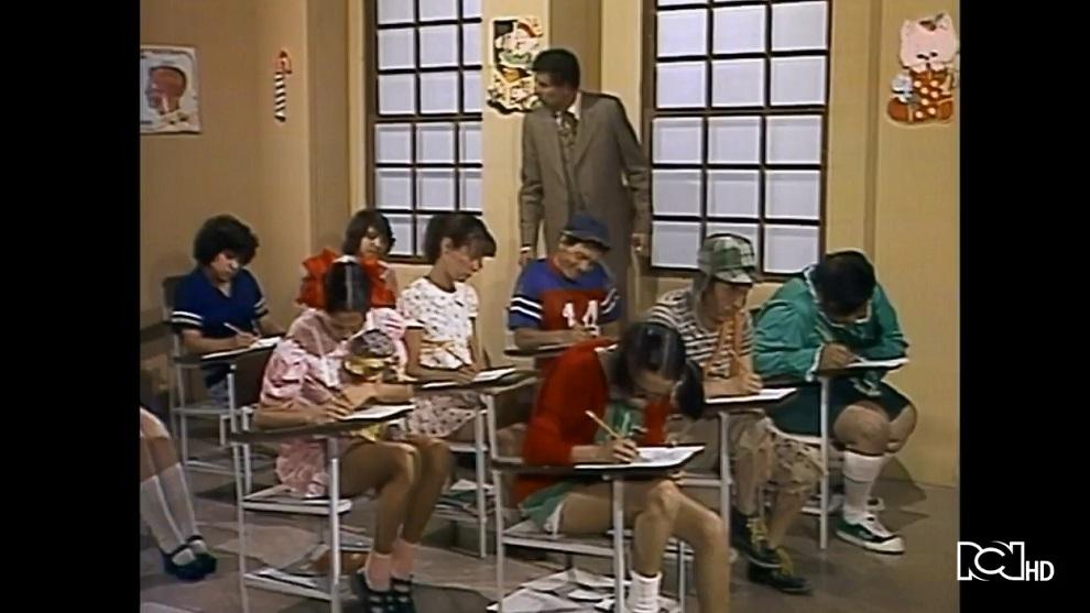 Capítulo 244 | Los niños de la vecindad presentan una evaluación