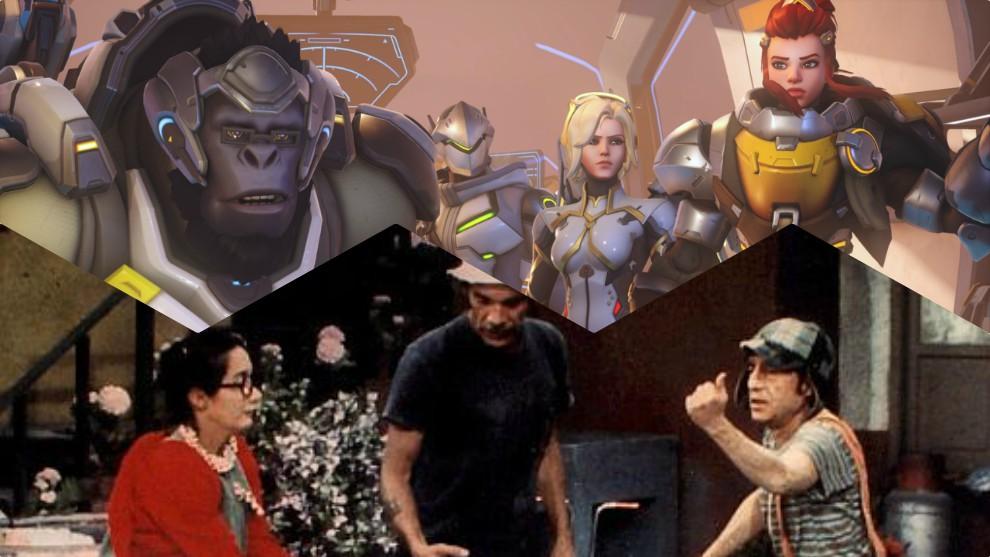 El Chavo del 8 tendrá un homenaje dentro de Overwatch 2