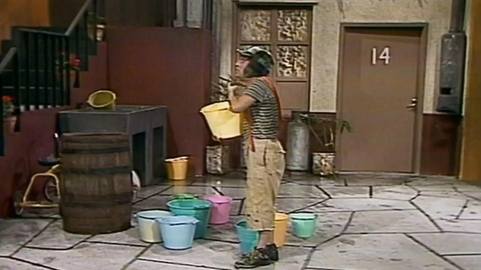 El Chavo del 8 - En la vecindad no hay agua