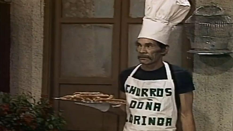 El Chavo del 8 - La venta de churros