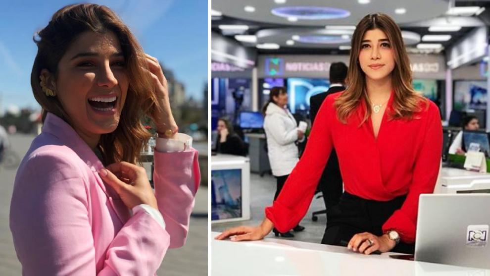 Andrea Jaramillo, la cara alegre de las noticias de la mañana