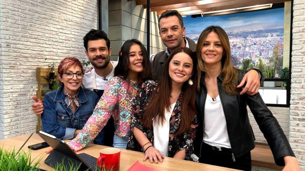 Camila Jurado y Juliana Velásquez nos contaron cómo iniciaron en la actuación