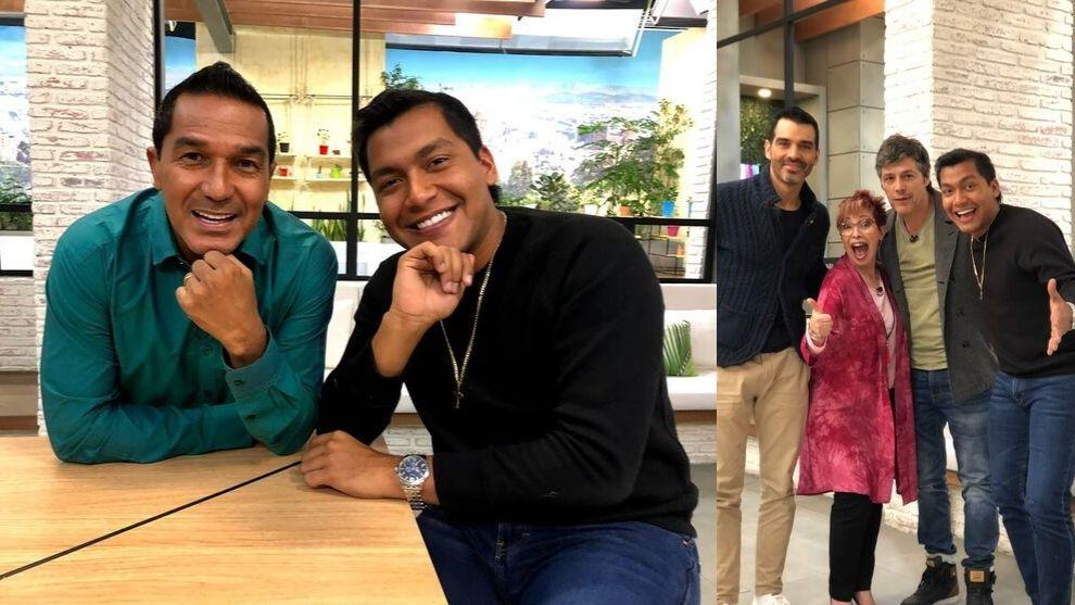 Invitados del día: ¡Tiberio Cruz, Checo Acosta y Mario Duarte en El Desayuno!