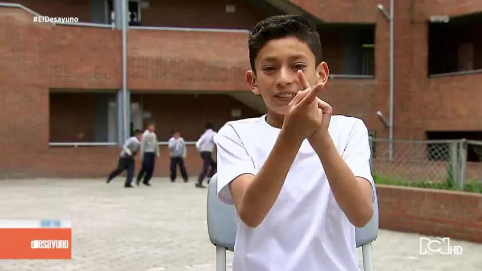 Colegio Federico García Lorca, la institución en Usme para sordos