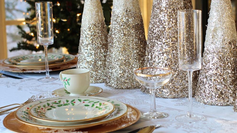 La Tienda de Macla: aprende a decorar tu mesa para recibir el Año Nuevo