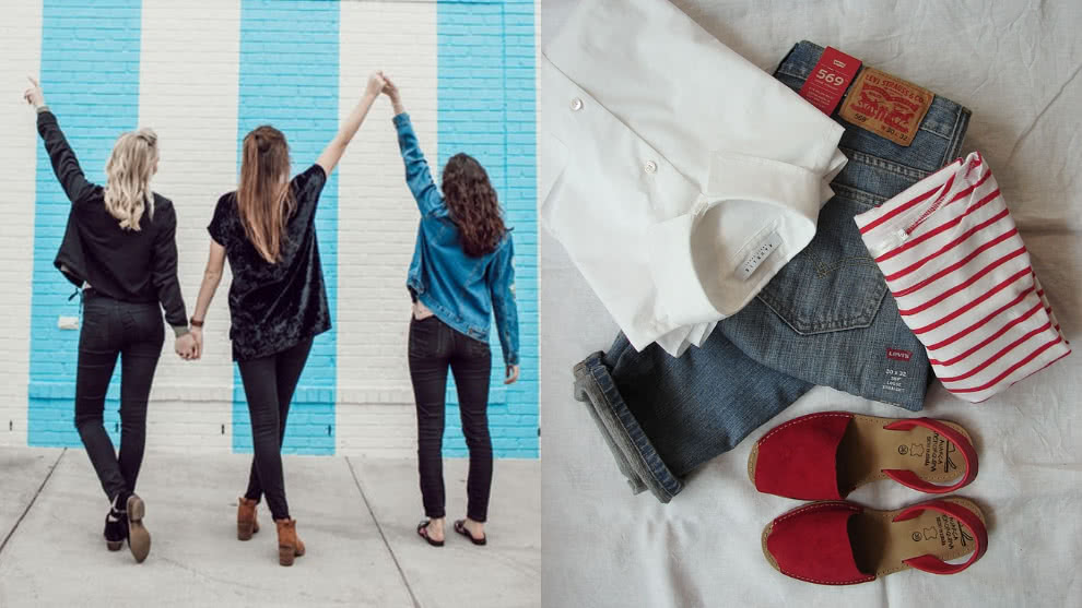 La Tienda de Macla: cómo realizar varios looks con una sola prenda