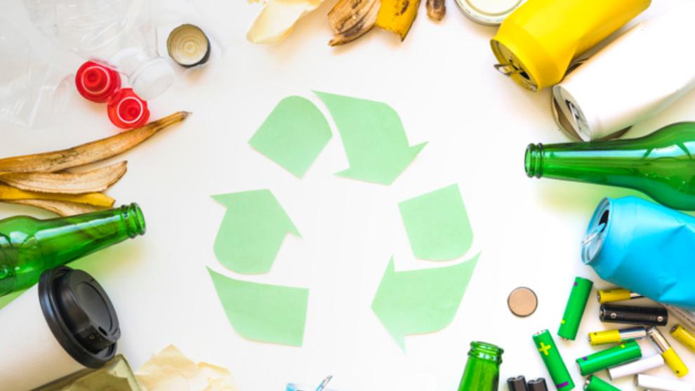 ¿Cómo reciclar los desechos que produces?