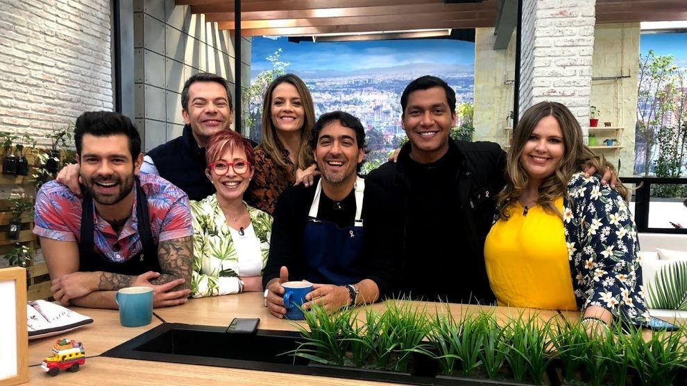 El chef Cristopher Carpentier nos contó qué lo enamora de Colombia