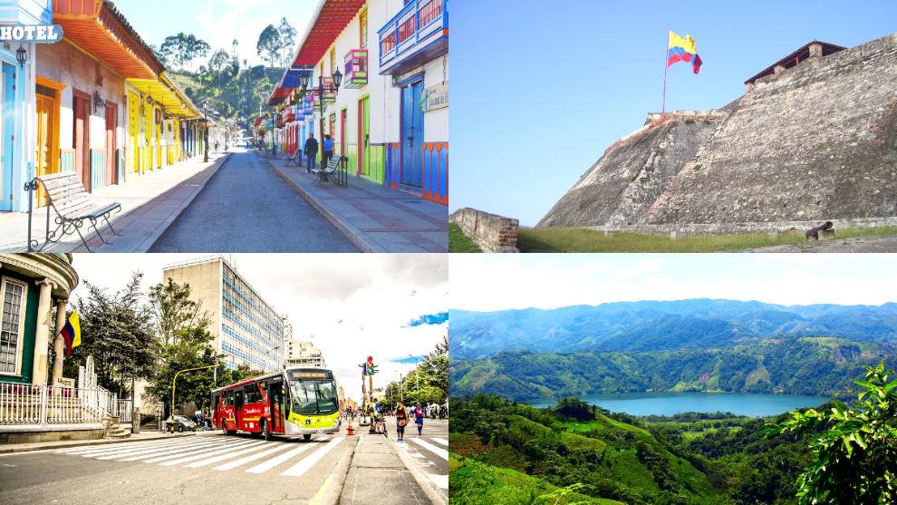 Fascinantes destinos turísticos de Colombia que debes conocer