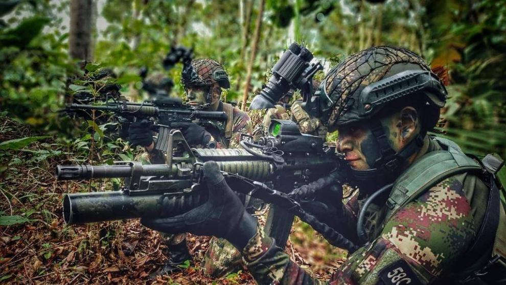 El Ejército Nacional de Colombia cumple 200 años defendiendo la soberanía del país