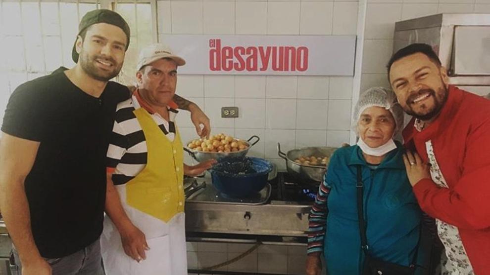 Arrocito en Bajo: en El Desayuno celebramos con pequeños de la Fundación Solidaridad por Colombia