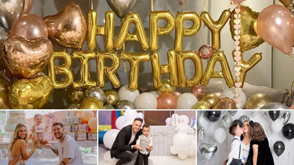 La Tienda de Macla: arreglos para fiestas con globos