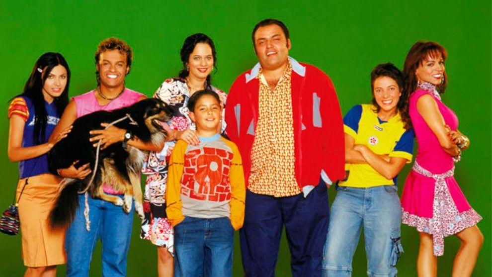 Familias inolvidables de la televisión colombiana