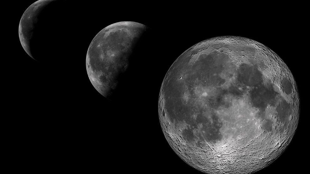 Conoce las fases lunares y sus secretos