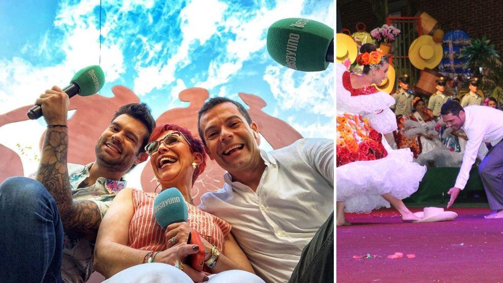 Las fiestas de San Pedro y San Juan se viven en El Desayuno