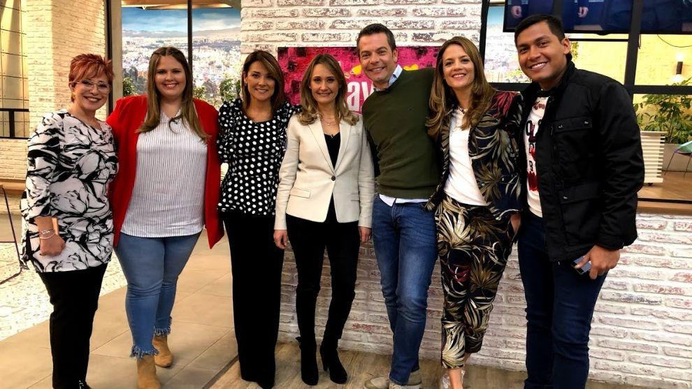 ¡Bienvenida! Inés María Zabaraín estará en Noticias RCN