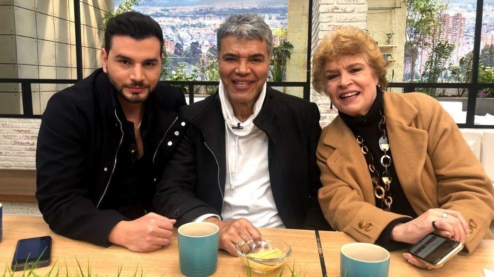 Tres actores colombianos con una gran carrera profesional