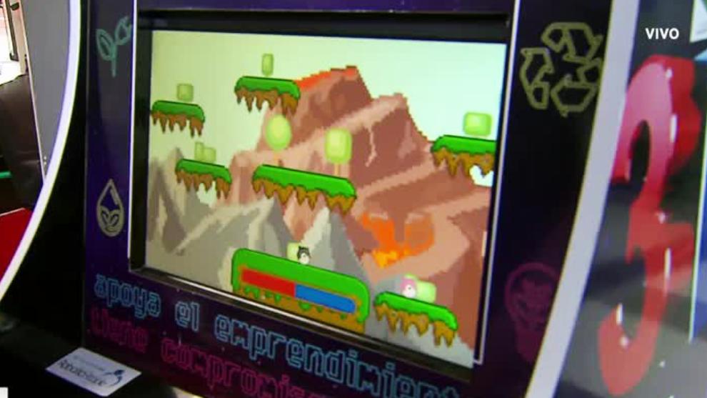 GreenStyle, el emprendimiento que busca incentivar el reciclaje a través de videojuegos