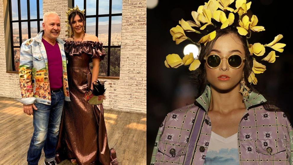 La Tienda de Macla: desfile con diseños del gran Hernán Zajar