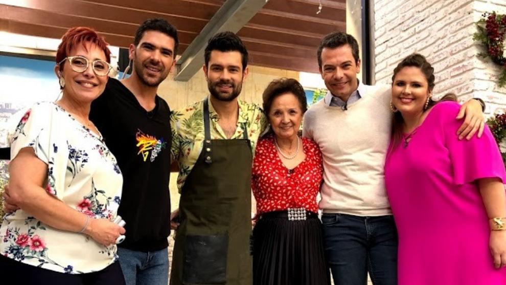 Homenaje a Judy Henríquez, la dama de la televisión en Colombia