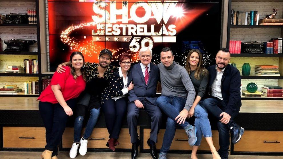 Homenaje a un grande de la televisión colombiana: Jorge Barón