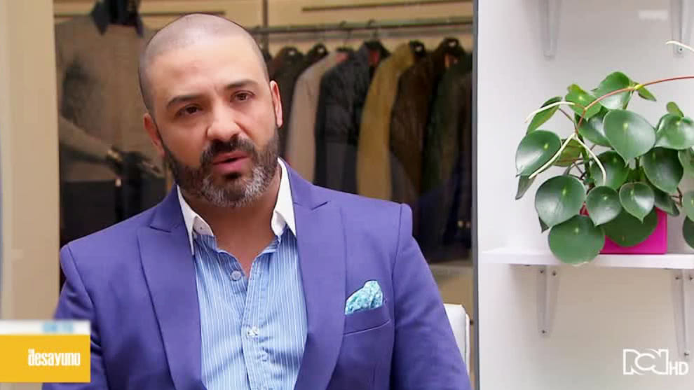 Juan Pablo Jaramillo sobre moda de hombres