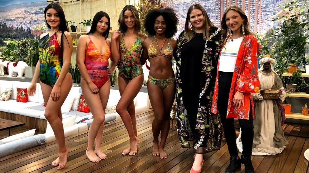 La Tienda de Macla: vestidos de baño inspirados en regiones naturales