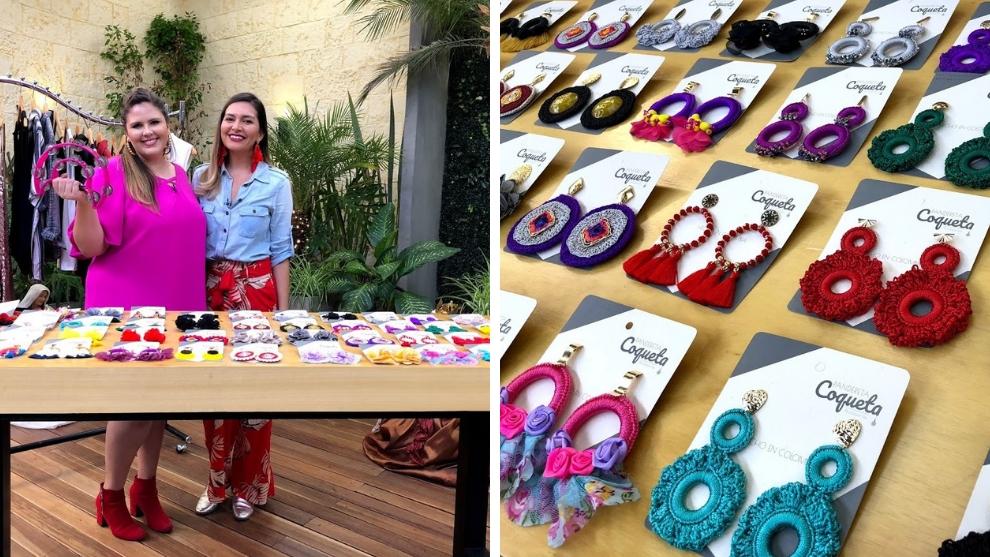 Espacio de moda Marcela McCauslandLa Tienda de Macla: conoce las tendencias en aretes para esta temporada