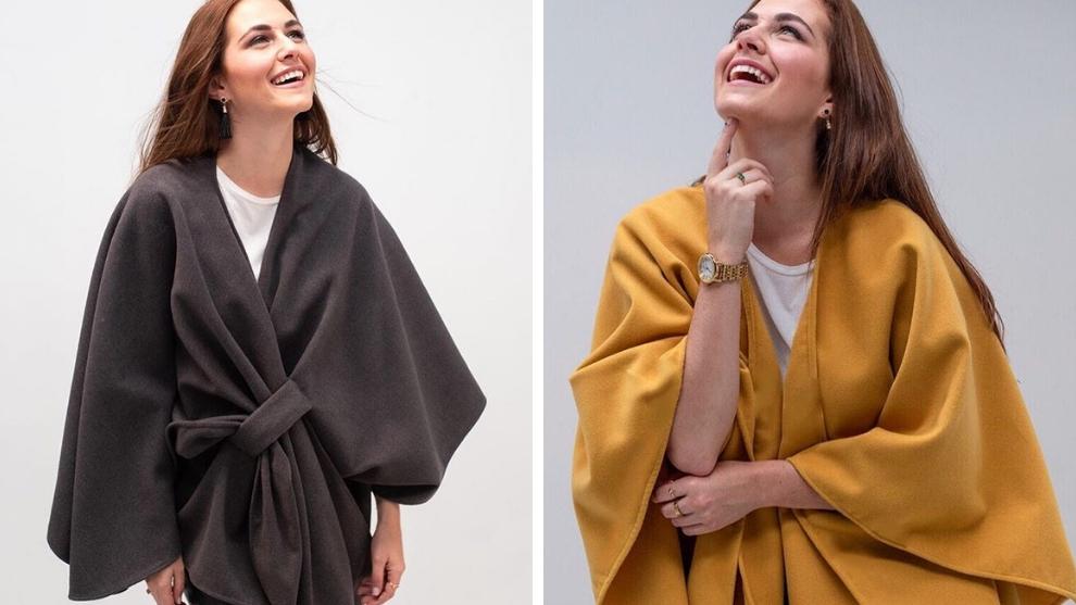 Cómo lucir los chalecos y las capas