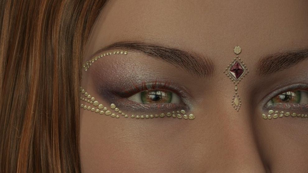 las tendencias de moda y maquillaje más extrañas
