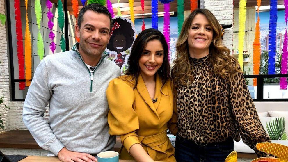 Laura González será una de las presentadoras de Factor X