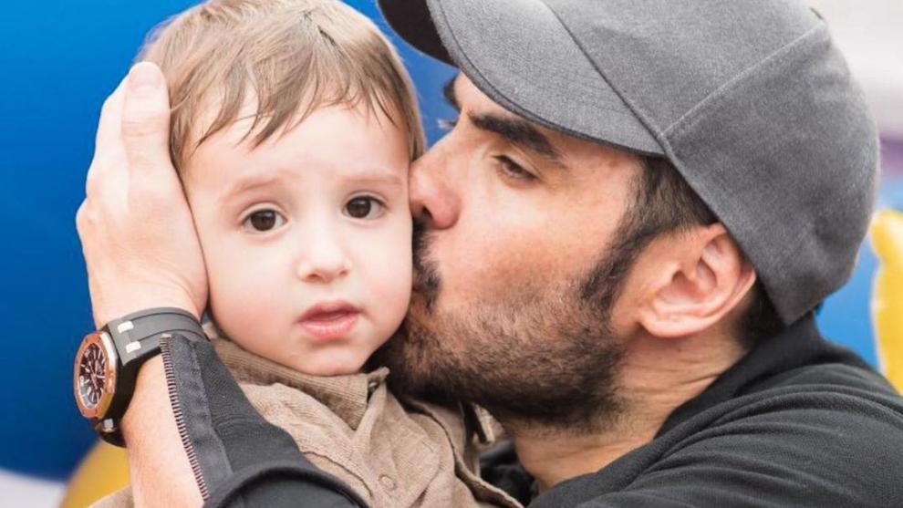 ¿Cuál es la enfermedad que enfrentó el hijo de Lincoln Palomeque y Carolina Cruz?