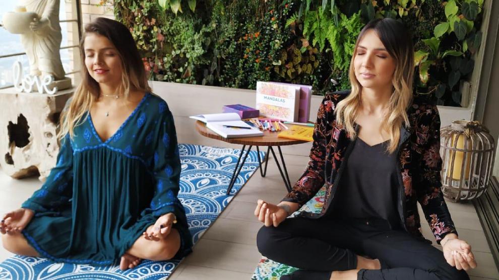 Mandalas para el alma: una opción para relajarse.