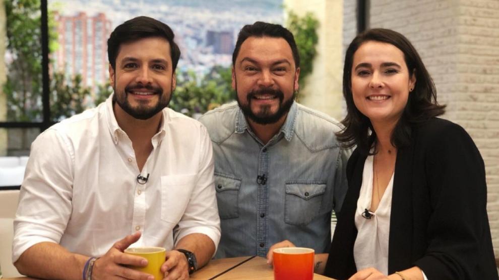 Mariana Mesa invitada especial en El Desayuno