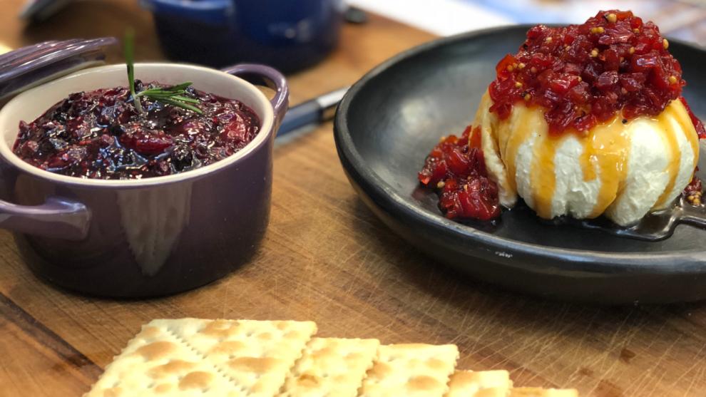 Receta del día: mermeladas de frutos rojos, tomates y pimentón