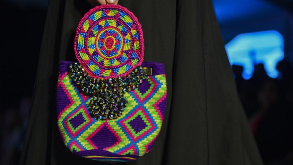 Moda inspirada en la cultura Wayuu