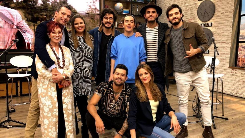 Morat: la banda de pop latino que triunfa en España