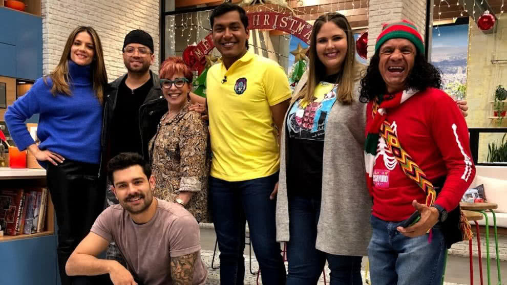 Nacho nos habló de su regreso a Venezuela
